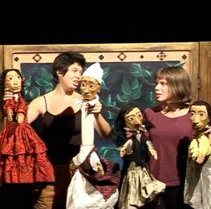 """Extrait du film documentaire """"De bois et de chiffon"""" d'Anne Paschetta et Franck Rosier, 2010"""