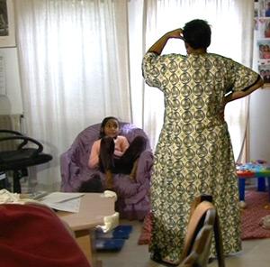 """Extrait du film documentaire """"Mariama"""" de Jérôme Sitruk, 2010"""
