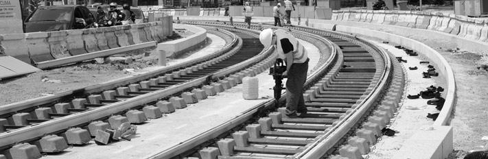 Les boulevards des maréchaux en travaux avant le tramway T3. Photo Isabelle Gaulon