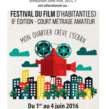 festival de films d'habitants paris 20e film un café-thé avec Denis de Véronique Cohen sélectionné