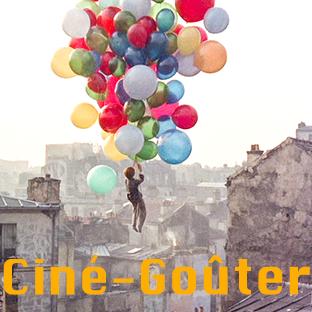 Ciné-Goûter Zone Vive : le Ballon Rouge