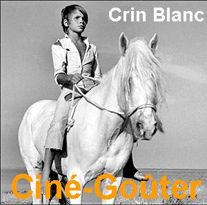 Crin blanc : Folco sur son cheval